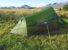 2 Island Reisetipps Ausrüstung Trekkingzelt