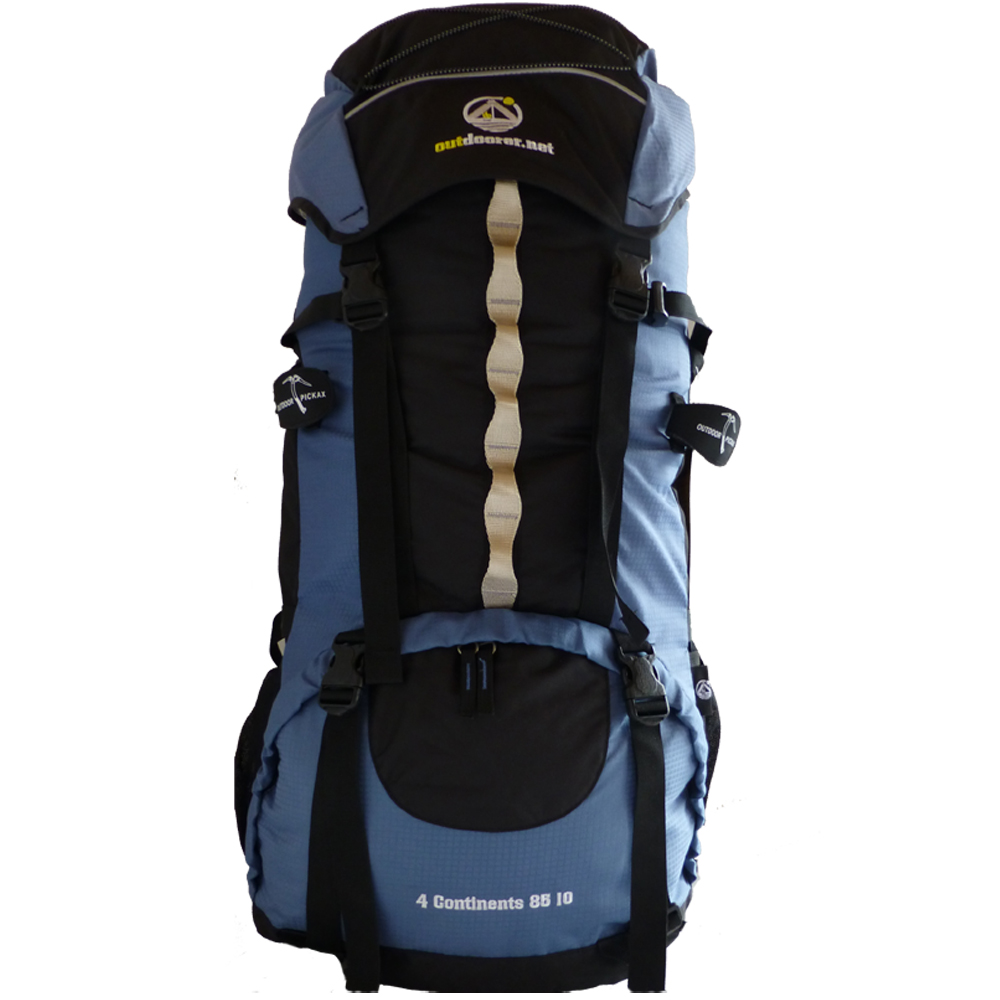 Backpackerrucksack 4 Continents