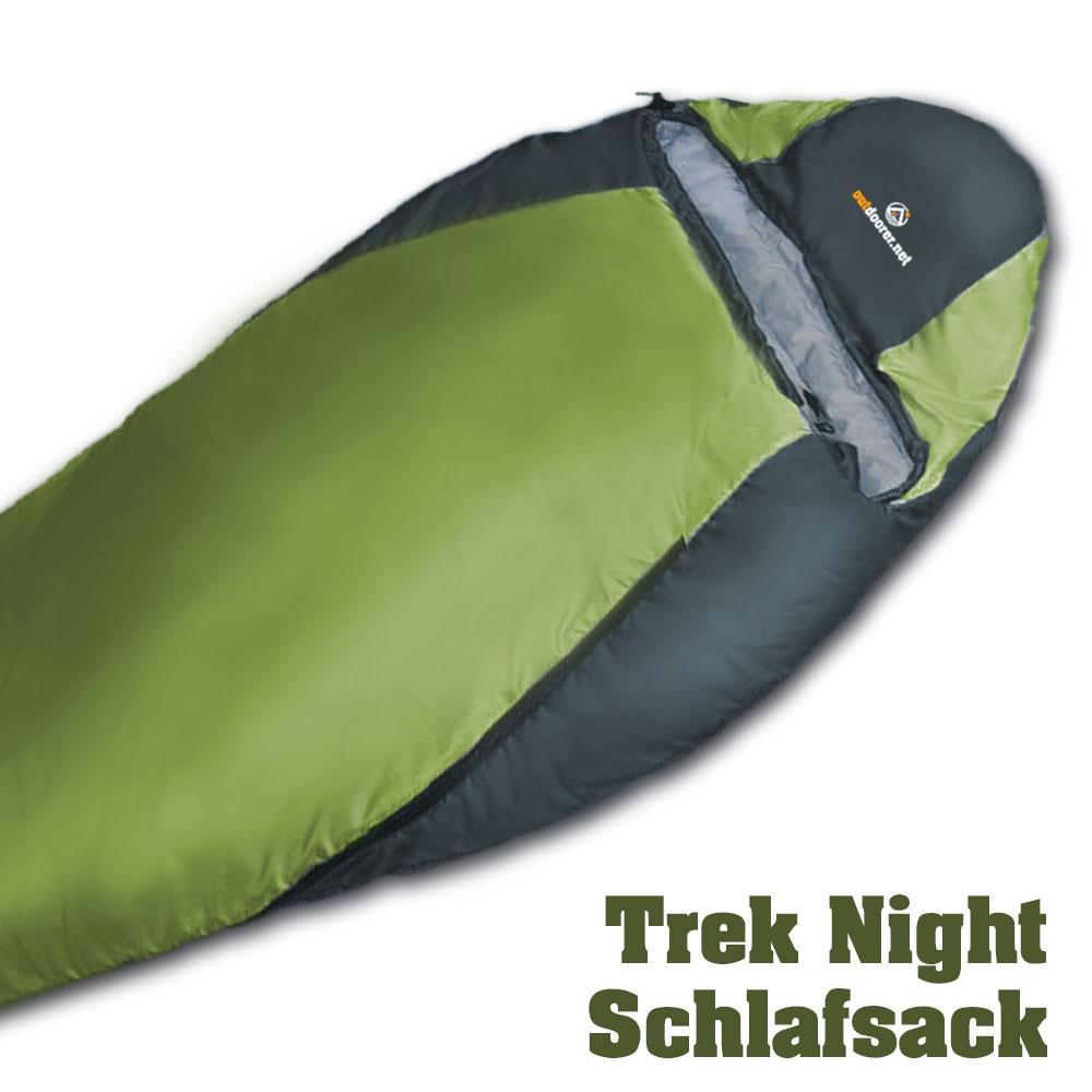 Trekkingschlafsack