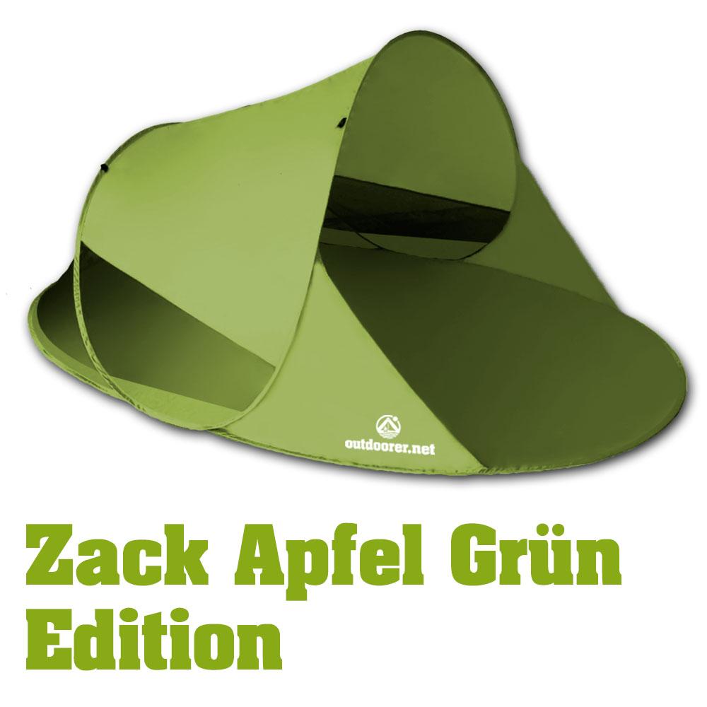 Zack II in grün