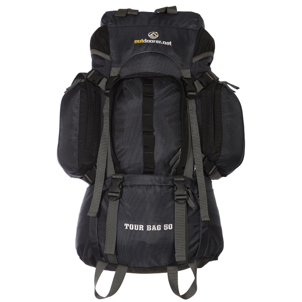 Tourenrucksack Tour Bag 50 Vorderansicht