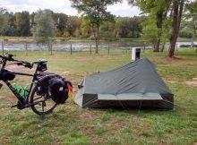 Trekking Fahrradtour - Camping St Benoit