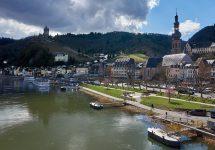 30 - Cochem mit Reichsburg