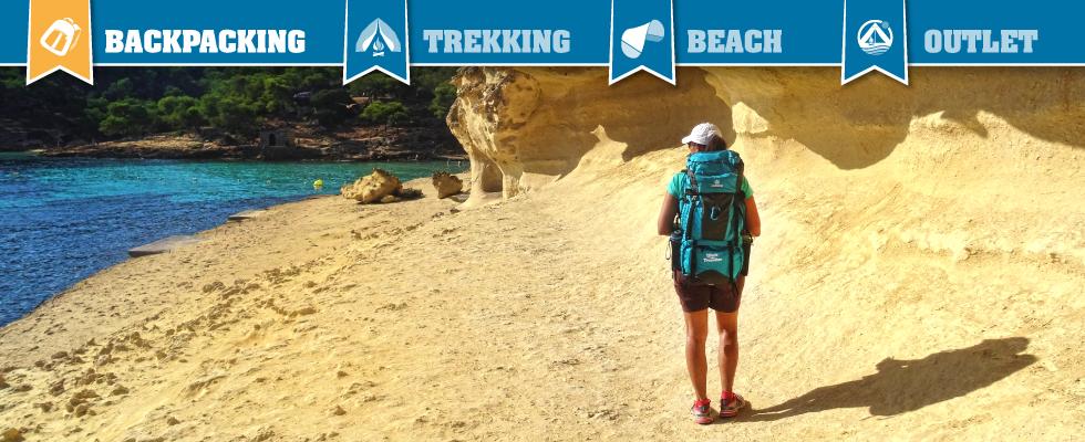Backpacker Rucksack - Slider