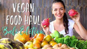 Bali Food Haul