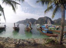 Hafen von Koh Phi Phi