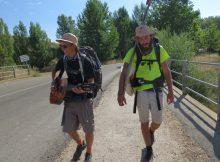 Jakobsweg Backpacking als Appalachian Trail Vorbereitung