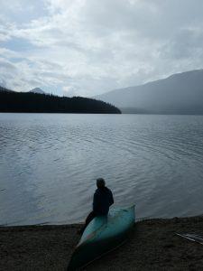 Kanuwandern - Indianpoint Lake