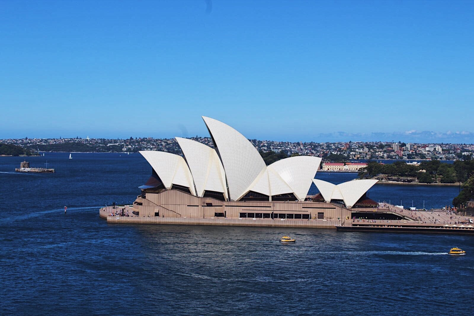 Opernhaus Sydney Australien