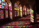 Pinke Moschee Iran 2