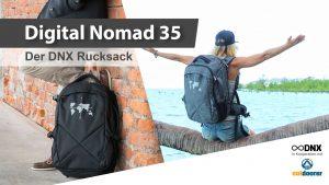 Produktvideo - Rucksack für Digitale Nomaden