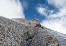 Klettern, Thomas Huber