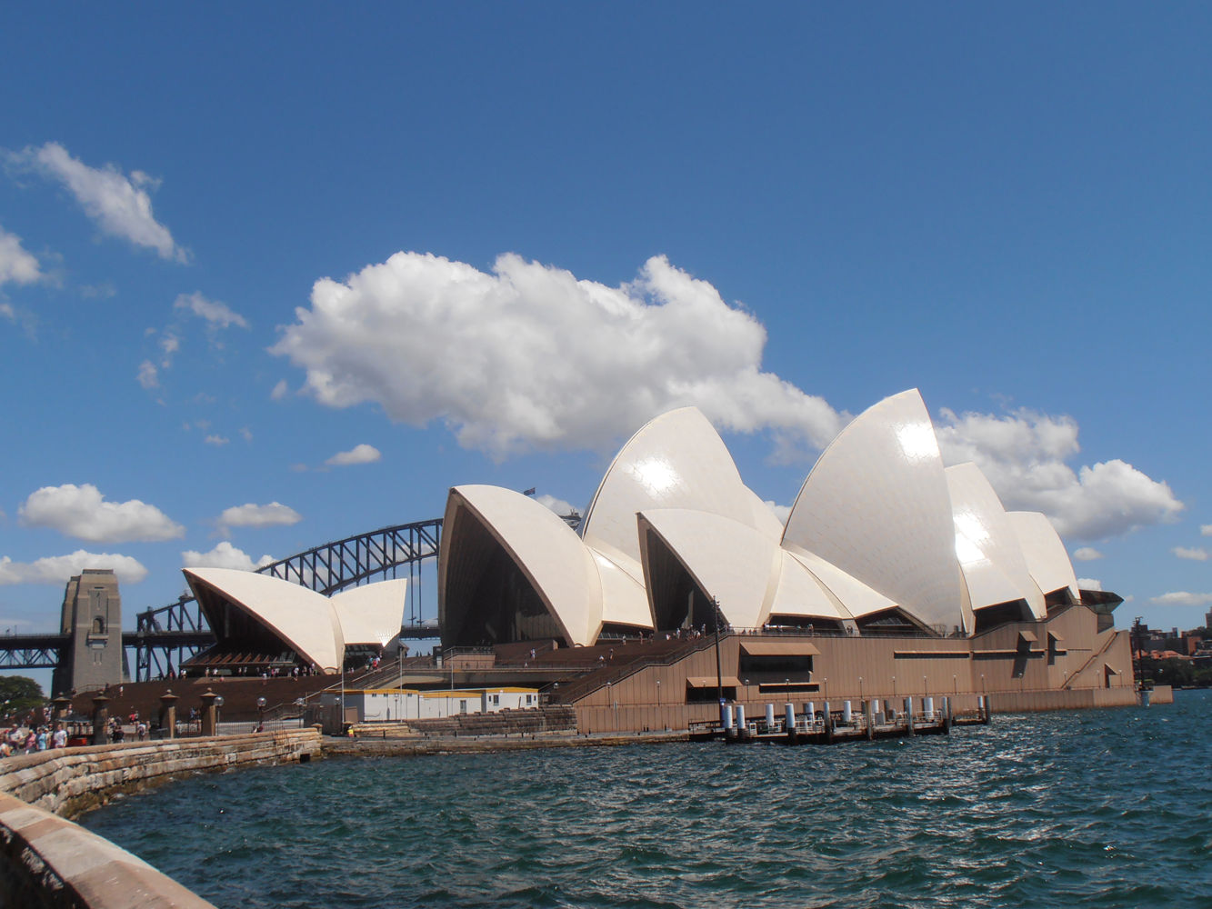 Backpacking Down Under – Australien