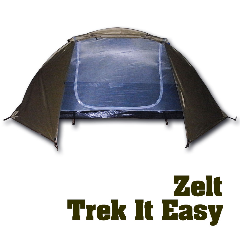 outdoorer trekkingzelt trek it easy schneller aufbau leicht f r 1 2 personen ebay. Black Bedroom Furniture Sets. Home Design Ideas