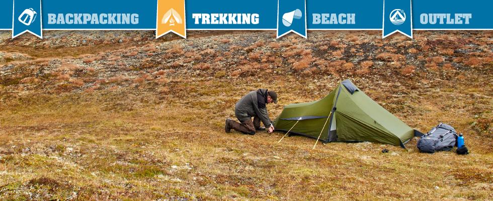 Trekkingausrüstung - Slider