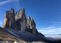 Wandern in Südtirol und Osttirol - Herbsturlaub in den Bergen - Drei Zinnen