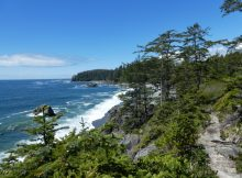 West Coast Trail - Titelbild Landschaft P1030840