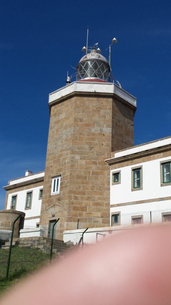 10-15, Kap Finisterre, Leuchtturm