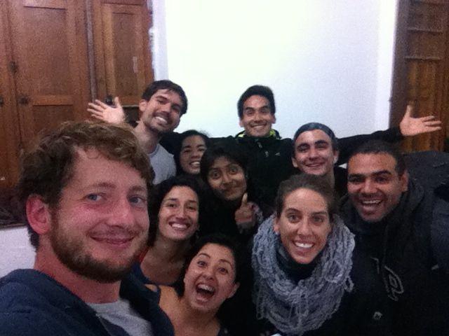 Unterwegs in Südamerika
