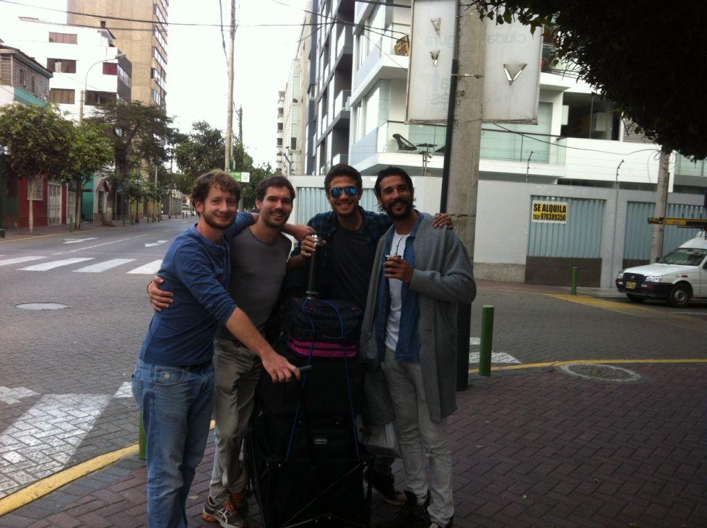 Als Backpacker durch Südamerika reisen