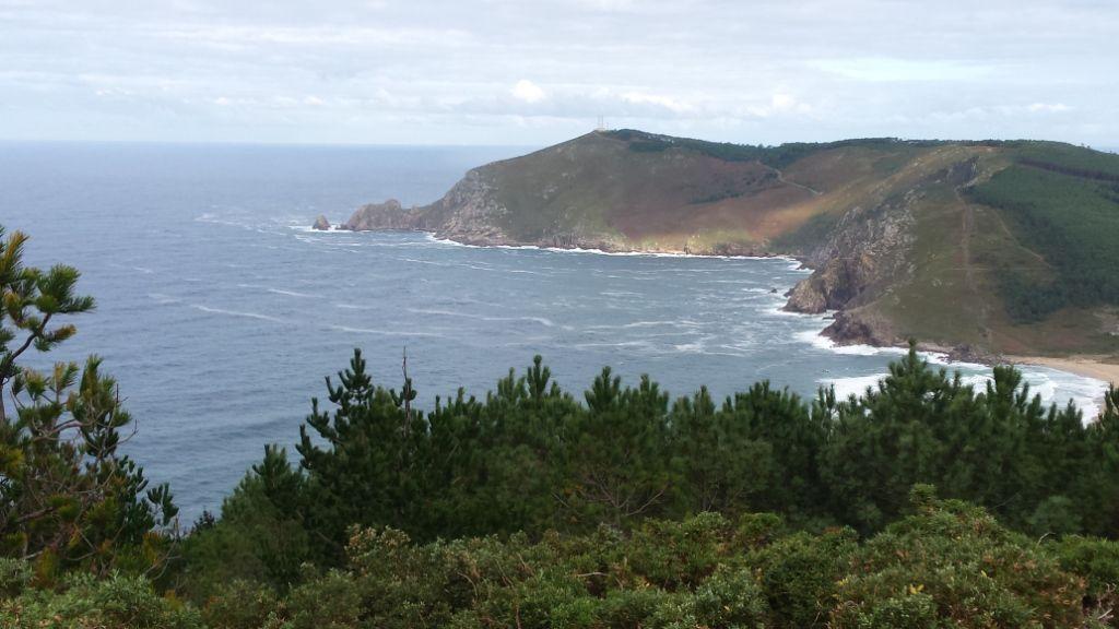 2-11, Weg zum Kap Finisterre, Praia Mar de Fora