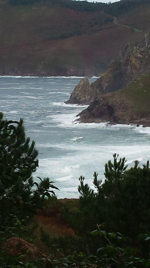 2-301, Weg zum Kap Finisterre, Praia Mar de Fora