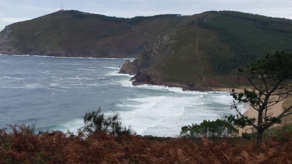 2-8, Weg zum Kap Finisterre, Praia Mar de Fora