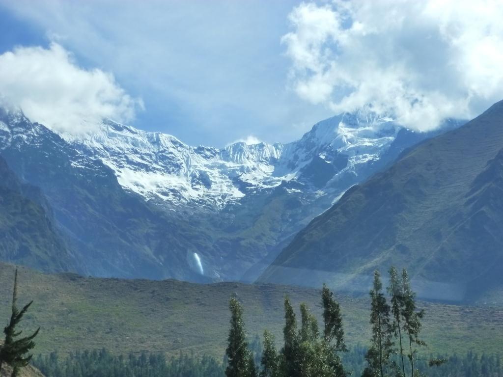 Anden in Peru