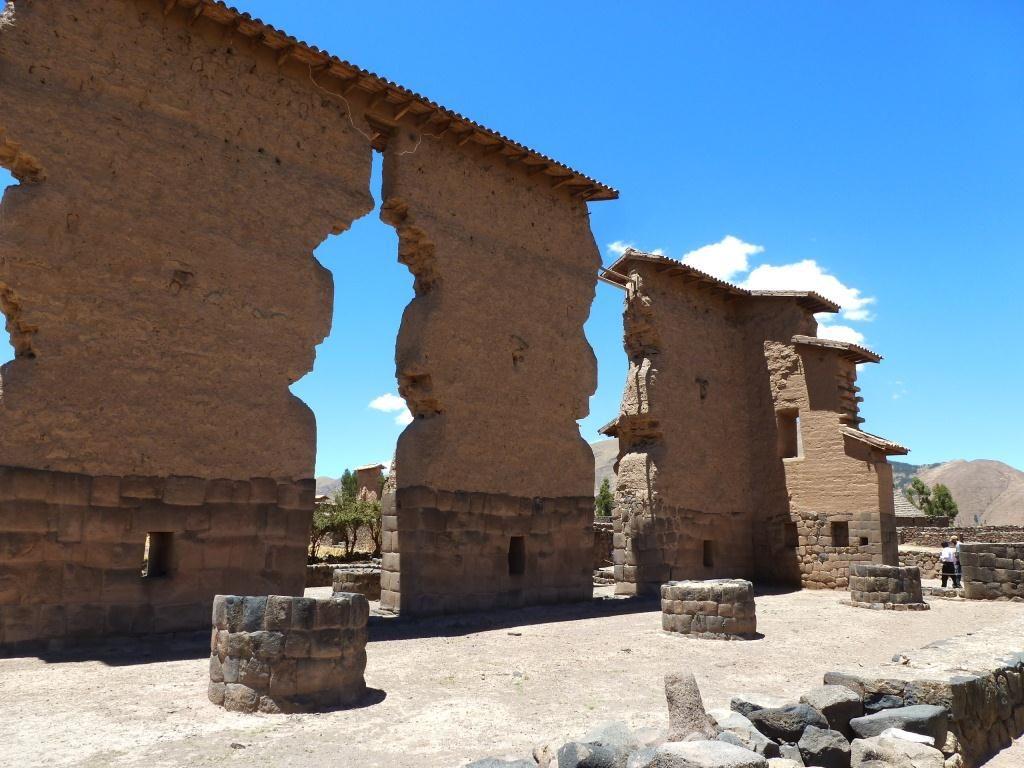 Ruinenstadt Rachi