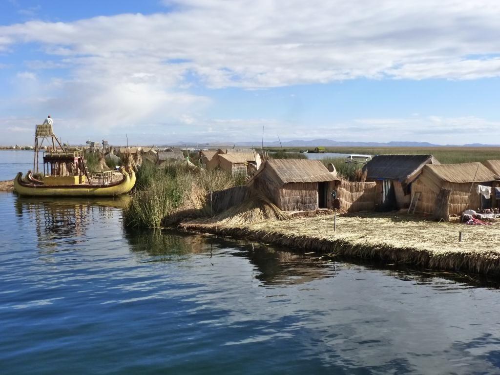Uros-Inseln