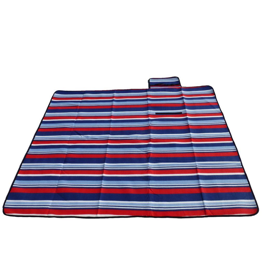 Outdoorer Picknickdecke XL Fleece