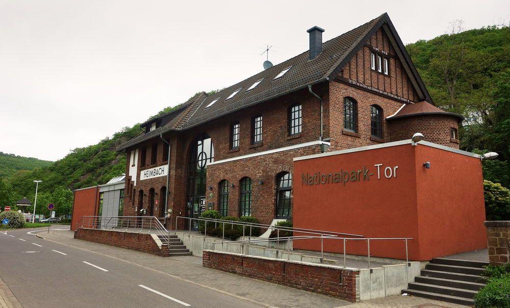 Nationalparktor Heimbach