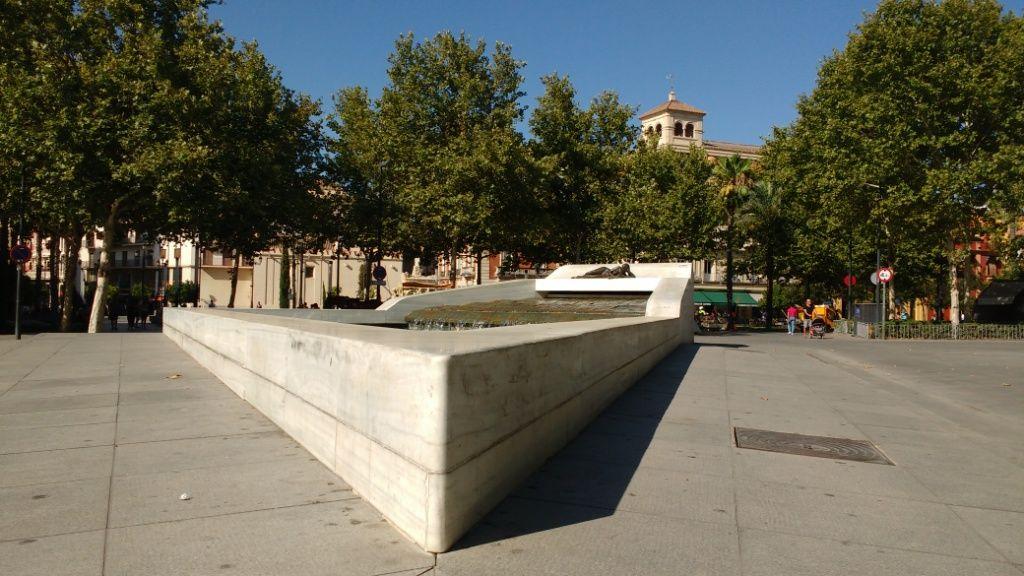 Sevilla Fuente al Puerta Jerez
