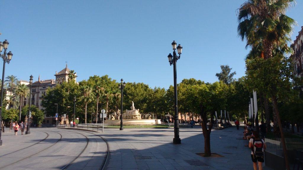 Sevilla Fuente de Hispalis