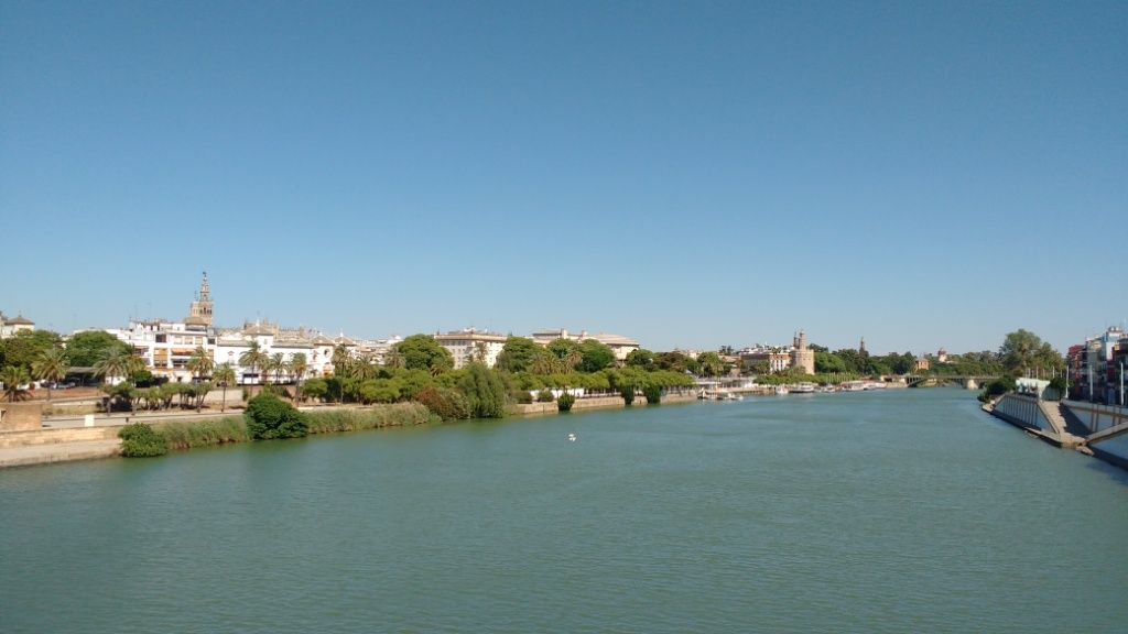 Sevilla - Guadalquivir - 1