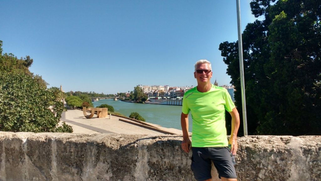 Sevilla - Guadalquivir - Jan