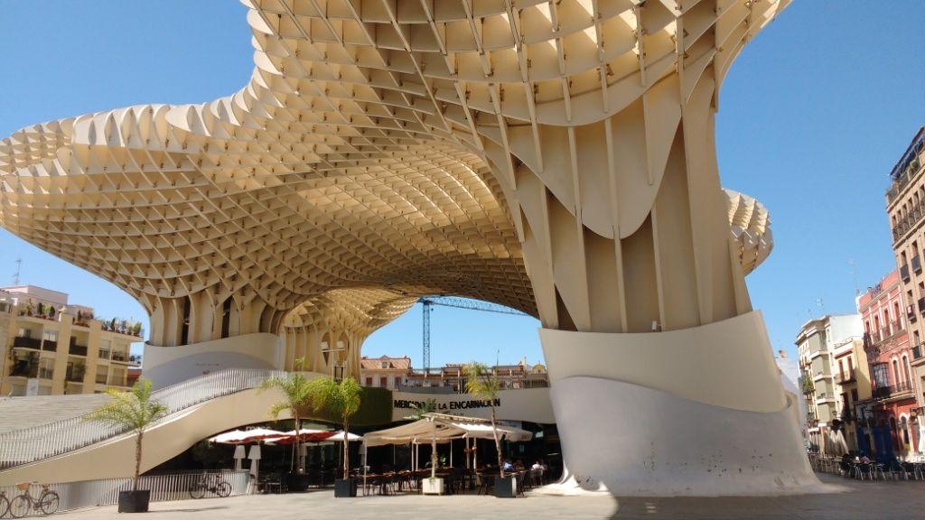 Sevilla Mercado de la Encarnacion