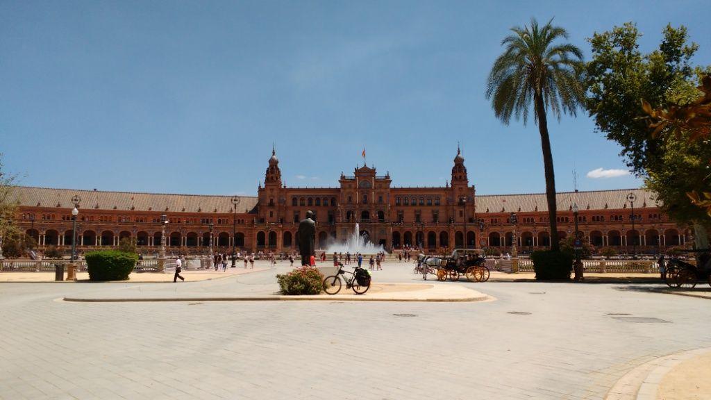 Sevilla Plaza España