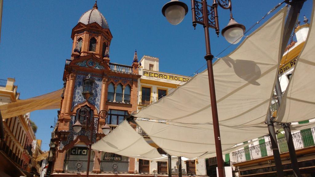 Sevilla Plaza Jusus de Pasion