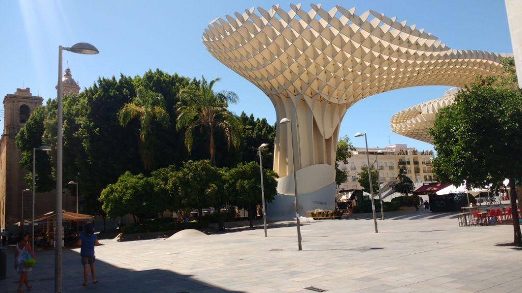 Sevilla Plaza de la Encarnacion