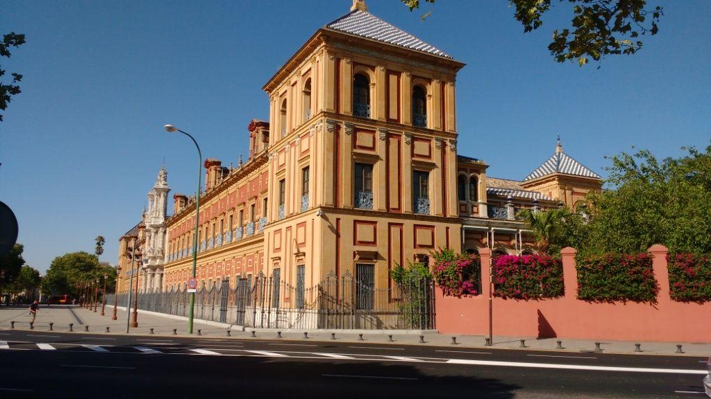Sevilla - San Telmo