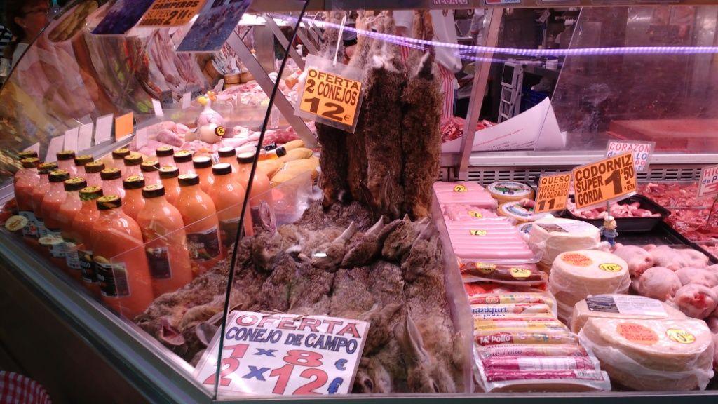 Sevilla Mercado Conejo
