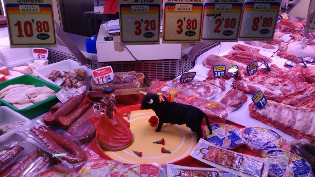 Sevilla Mercado Torero