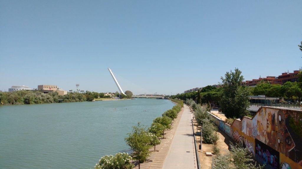 Sevilla Puente de la Barqueta