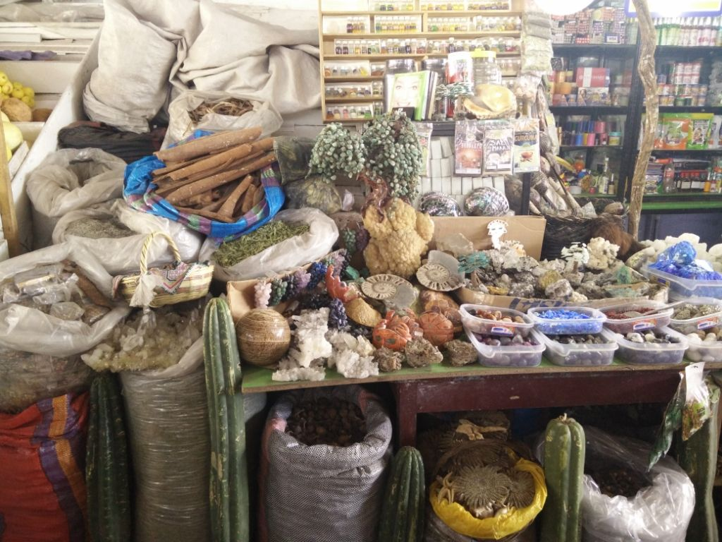 8d_Cusco Backpacking - Edelsteine und Heilspflanzen