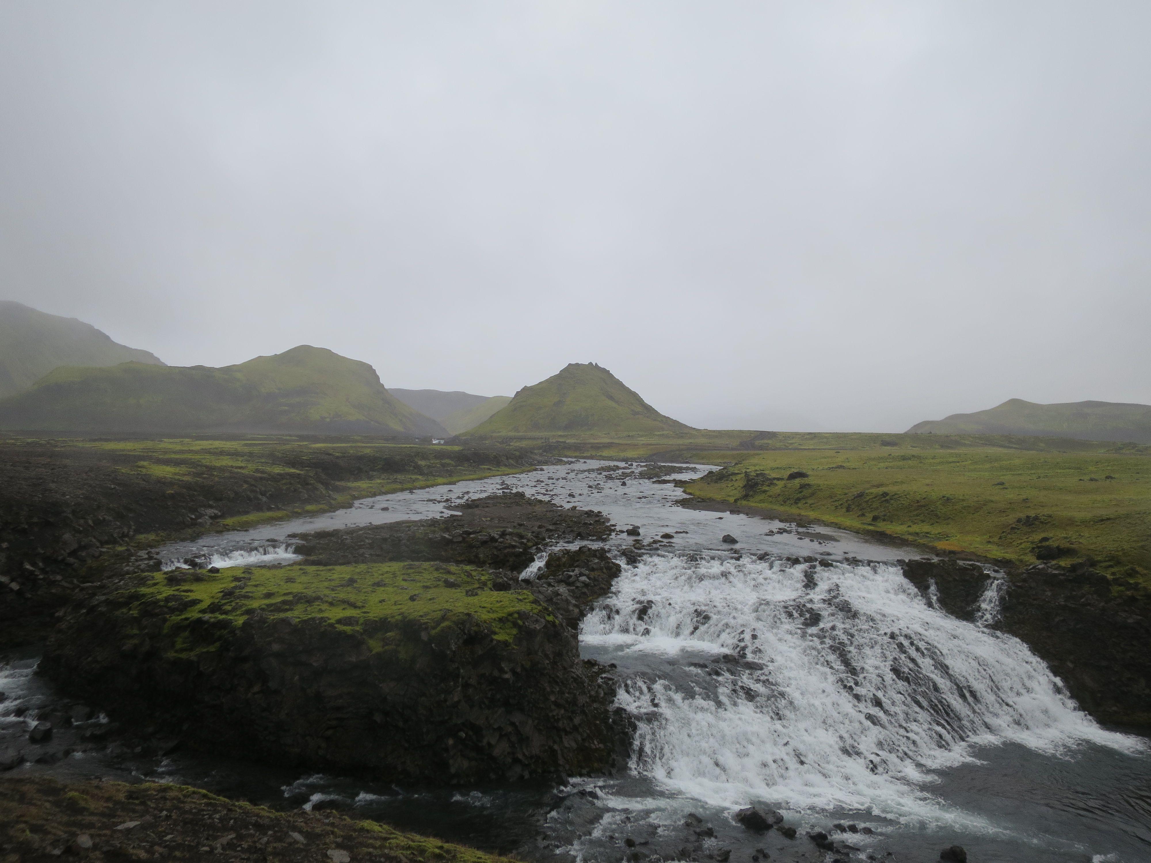 Abenteuer in Island