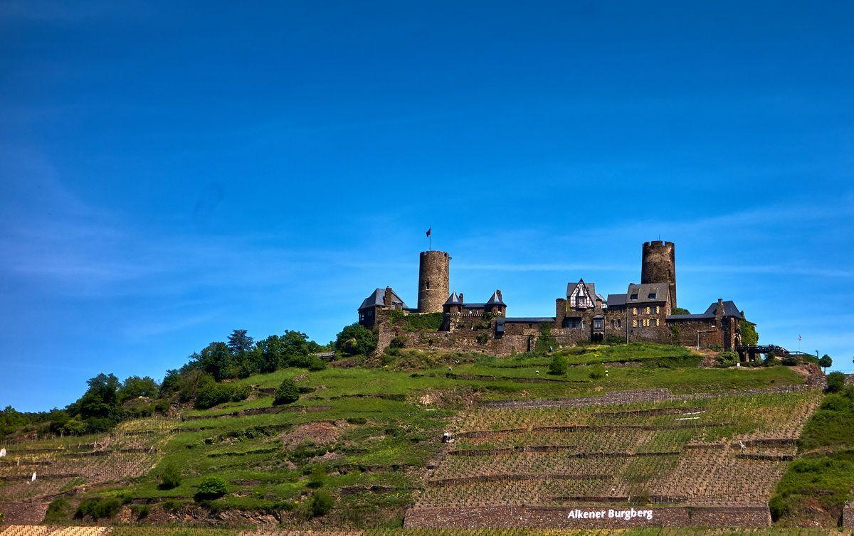 Burg Thurant in Alken an der Mosel