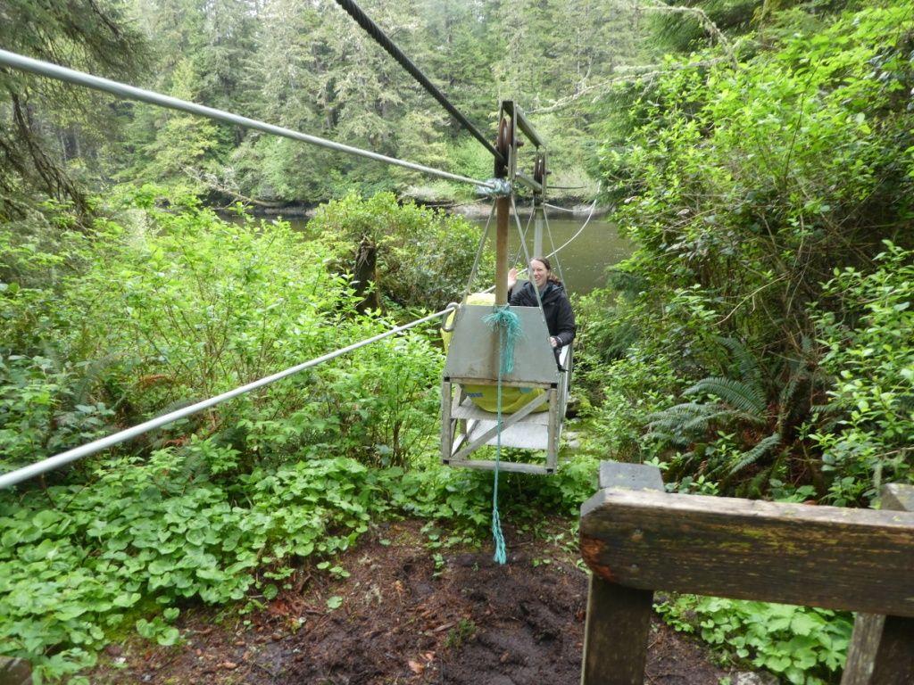 Cable Car 2 - Trekking Tour durch Kanada P1030780