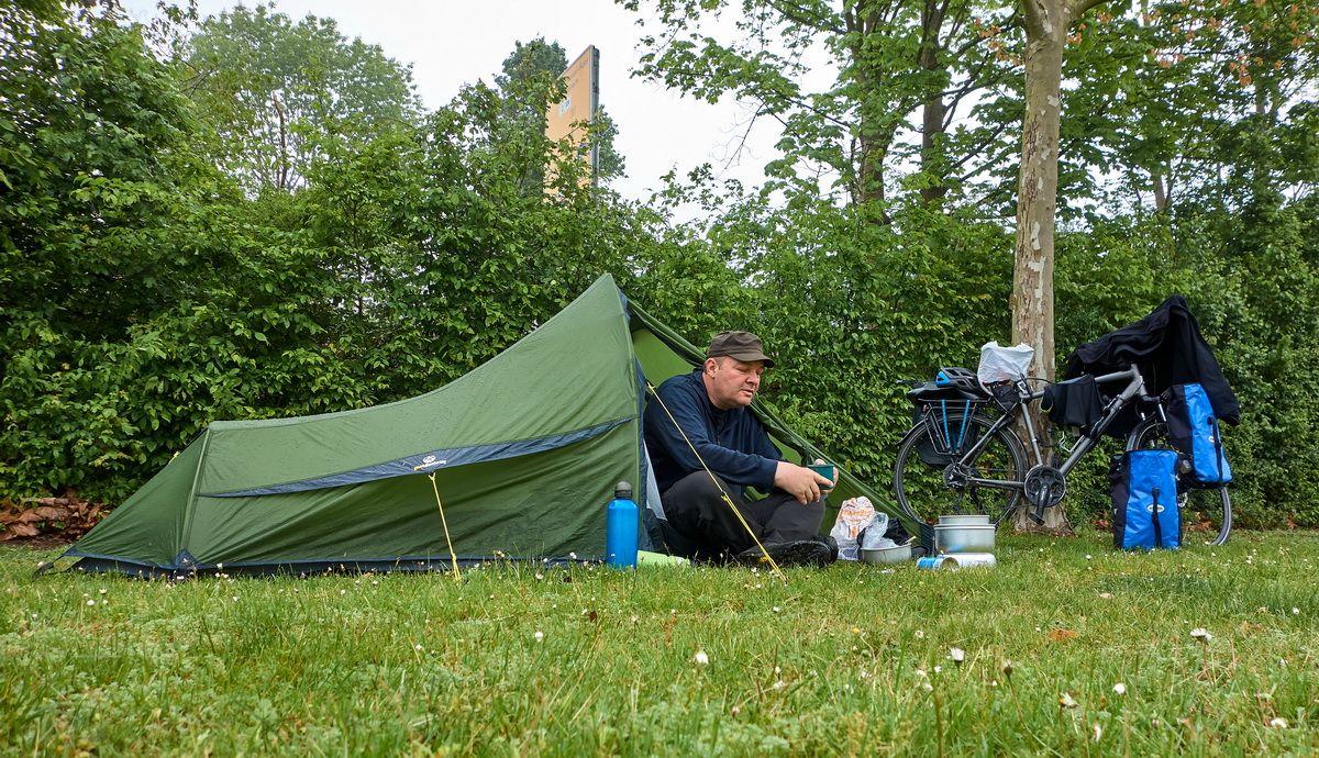 Camping an der Mosel in Trier/Scheich