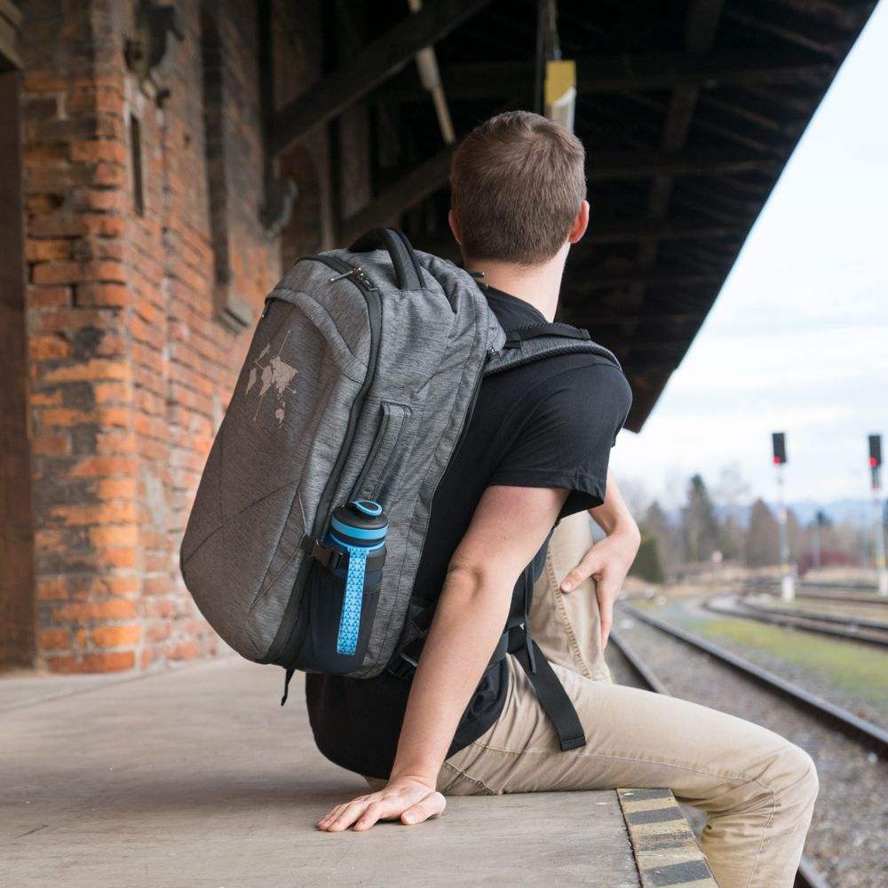 DNX Rucksack DN35 - Backpack für Digitale Nomaden